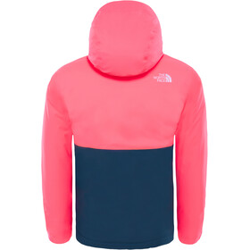The North Face Snowdrift - Chaqueta Niños - rosa/azul